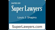 Louis J. Shapiro - Super Lawyers